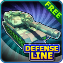 tower defense Line Demo icon