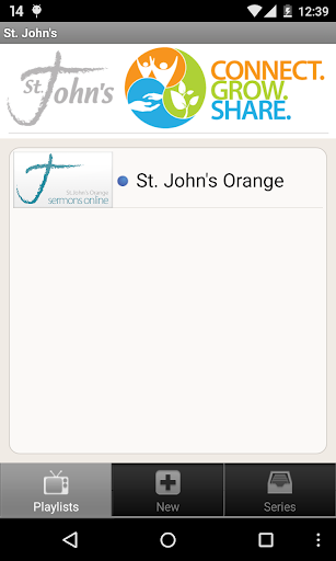 St. Johns Orange