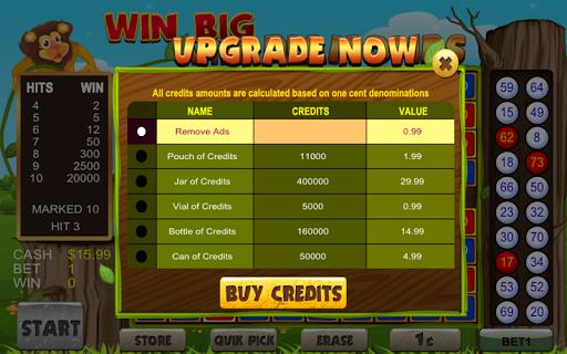 Diamond Treasure Keno - FREE game (apk) free download for Android/PC/Windows screenshot