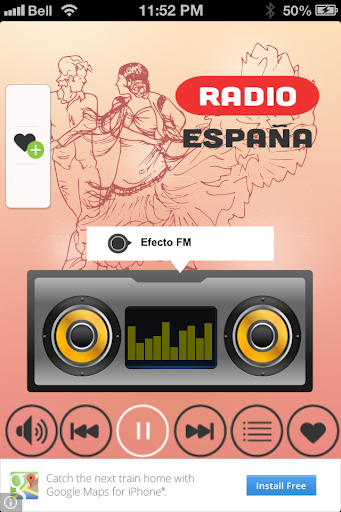 Spanish Radio Latin Music