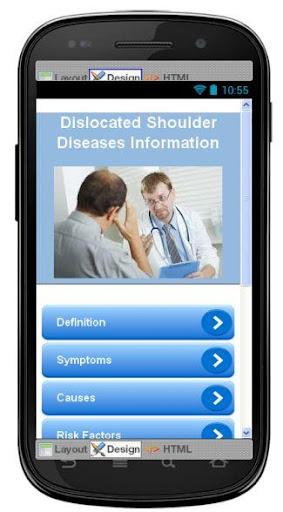 Dislocated Shoulder Disease