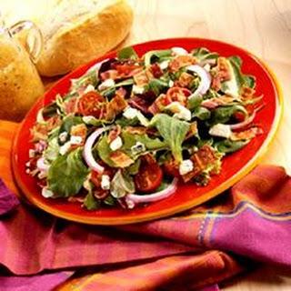 Tomato Bacon Salad