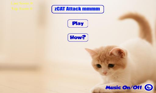 zCat Attack grrrrr