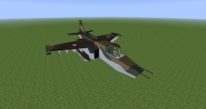 Cool Minecraft Airplanes