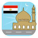 Egypt Prayer Timings (Islamic) icon