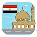Egypt Prayer Timings (Islamic) icon