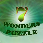 7 Wonder Puzzle