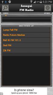 Senegal FM Radio