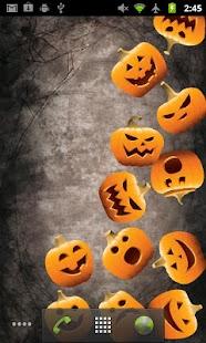 Halloween Free Live Wallpaper- screenshot thumbnail