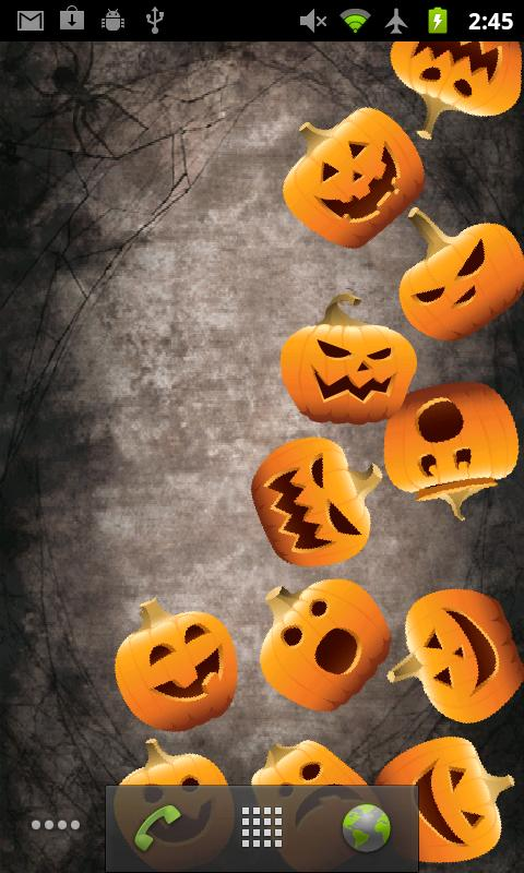 Halloween Free Live Wallpaper- screenshot