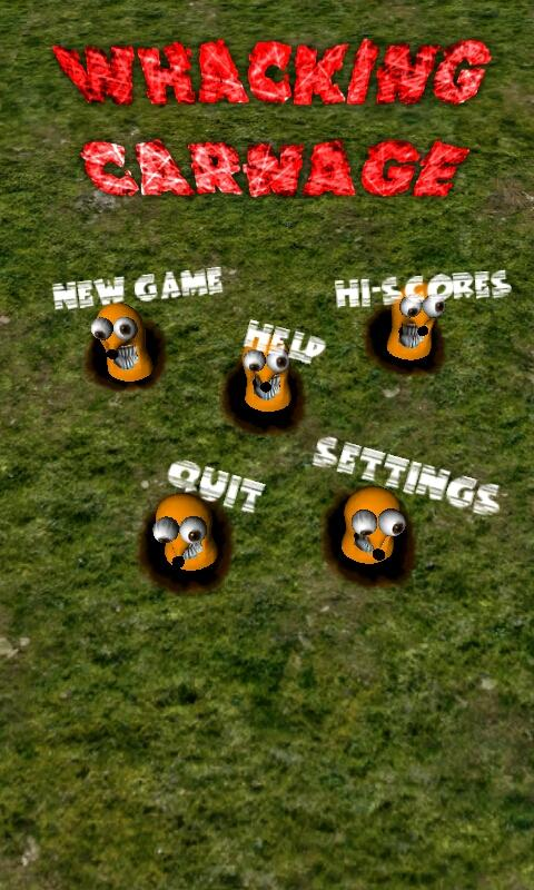 Whacking Carnage - screenshot