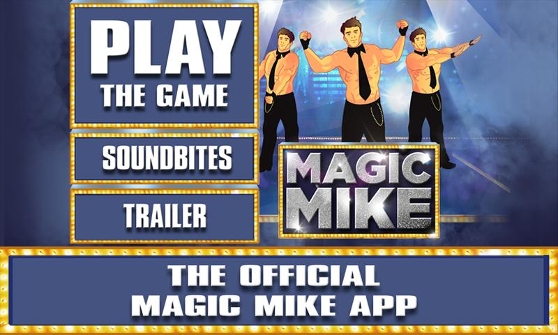 Magic Mike: The Moves - screenshot