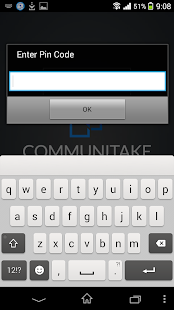 CommuniTake Remote Care - screenshot thumbnail