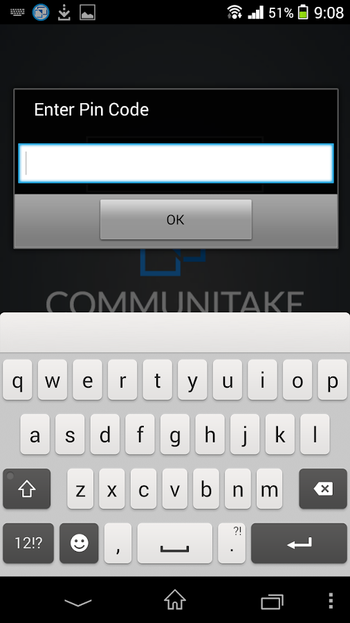 CommuniTake Remote Care - screenshot