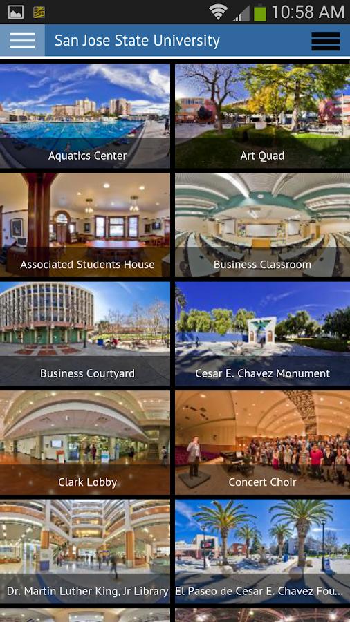 San Jose State University Prospective Students Tour