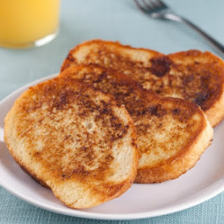 New Orleans Style French Toast.