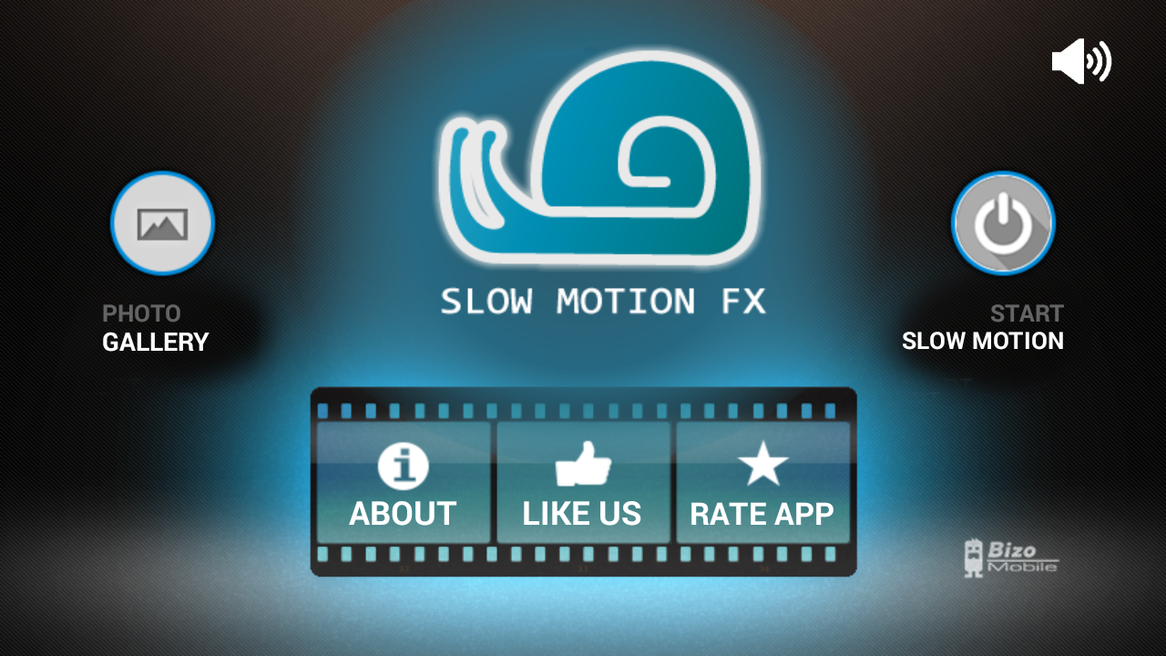 Slow Motion Video FX- screenshot