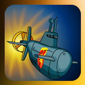 Water Runner Submarine Game