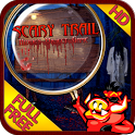 New Free Hidden Objects Games Free New Scary Trail icon