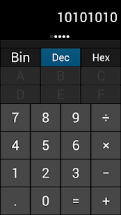 Solo Scientific Calculator - screenshot thumbnail