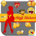 Adult Chatting Stickers icon