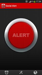 Social Alert - screenshot thumbnail