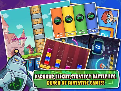 Science vs Magic - 2 Player Games  captures d'u00e9cran 10