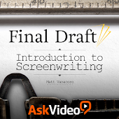 Screenwriting in Final Draft