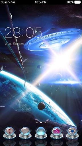 UFO主题