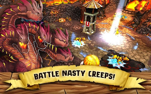 Incoming! Goblins Attack TD Screenshot 8