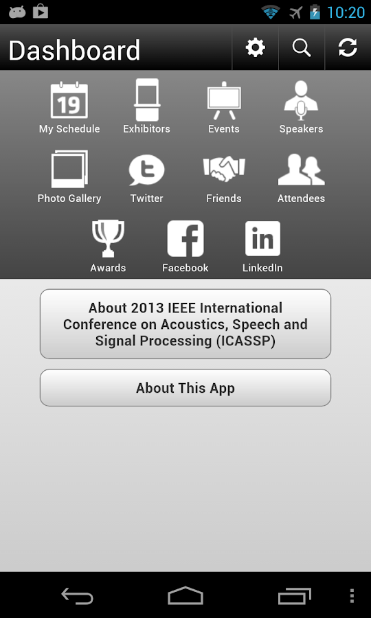 2013 IEEE ICASSP- screenshot