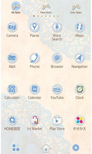 Chic Wallpaper Powder Rose 1.1 Windows u7528 2