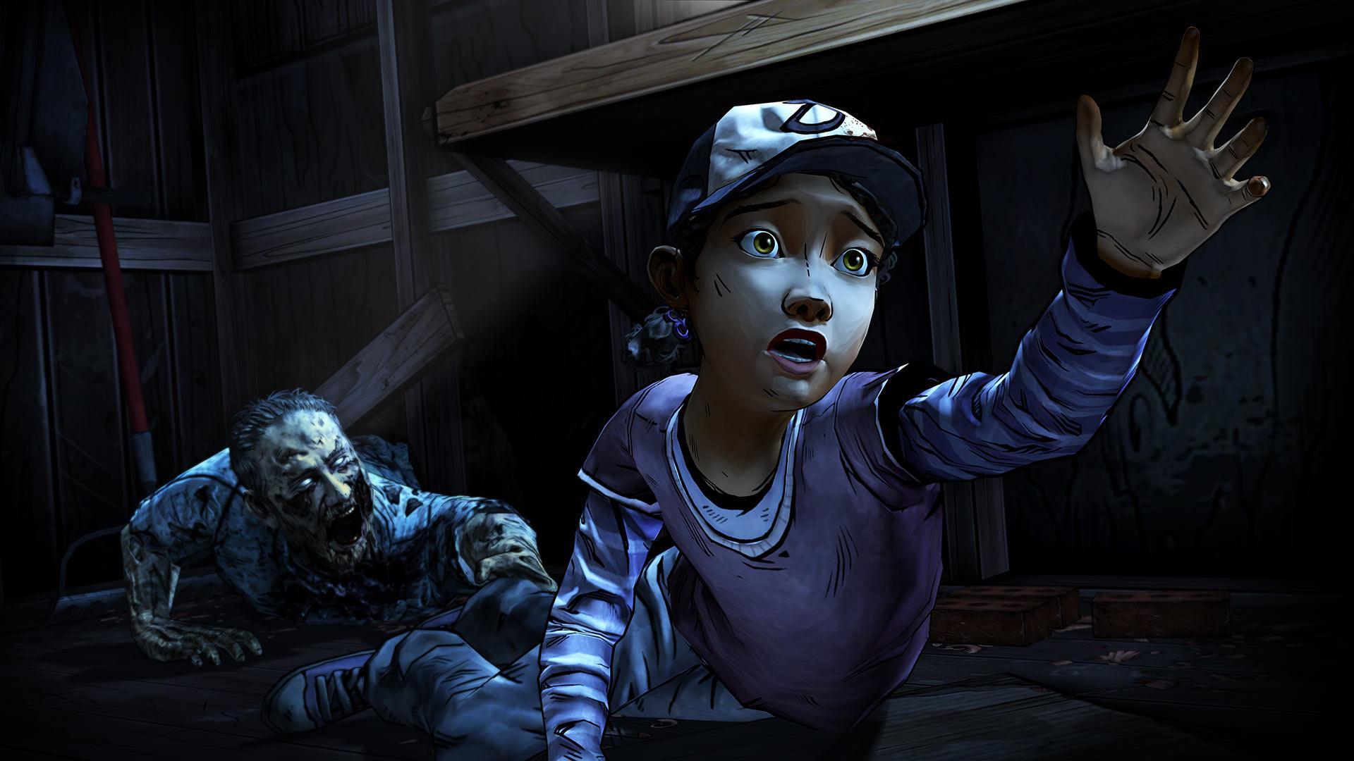 The Walking Dead: Season Two screenshot #18