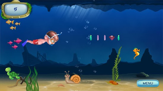 Diving Adventures a-z- screenshot thumbnail