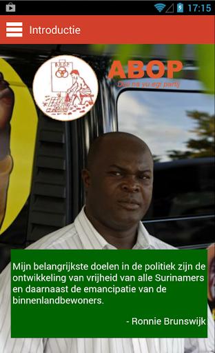 ABOP App