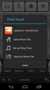 RoboVox Voice Changer 1.8.4