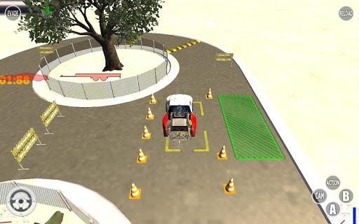 City Car Simulator 3D