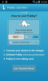 Pubby: Anti Theft Alarm - screenshot thumbnail