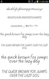 Write-Fonts-for-FlipFont-free 2