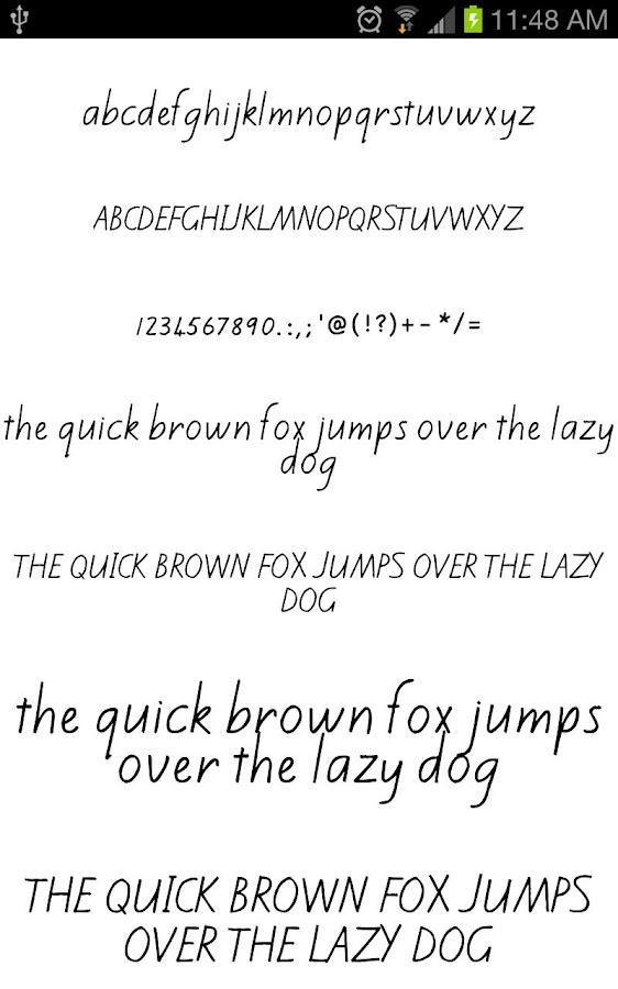 Write-Fonts-for-FlipFont-free 8