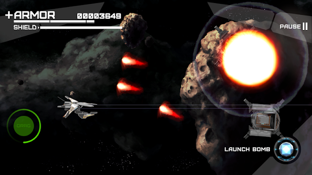 Proto Thunder: Zero Hour apk screenshot