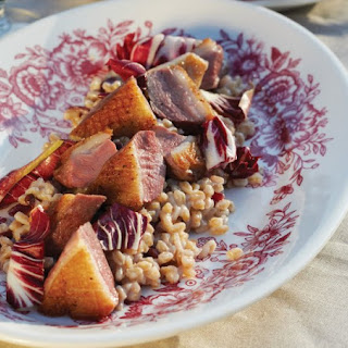 Poached Duck Breast