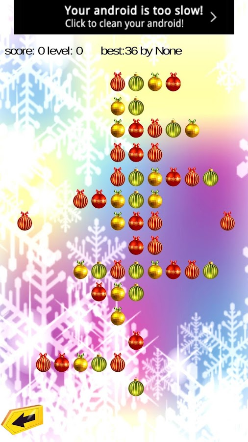 Christmas Ball - screenshot