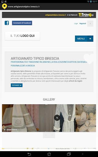 【免費生活App】Artigianato Tipico Brescia-APP點子