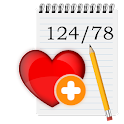 Blood Pressure Log - MyDiary icon