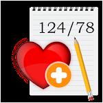 Blood Pressure Log - MyDiary 1.4.6