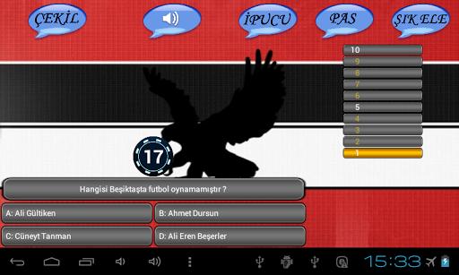 玩益智App|Kara Kartal Bilgi Testi免費|APP試玩