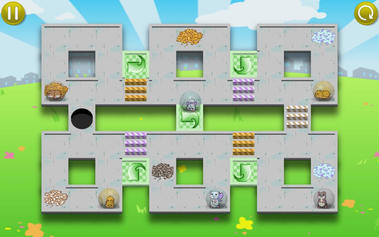 Hamster Chase - screenshot