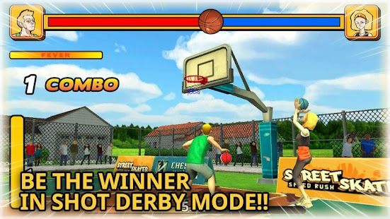 Street Dunk 3 on 3 Basketball - screenshot thumbnail