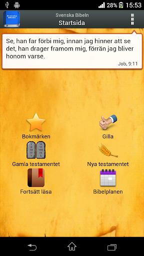 Svenska Bibeln